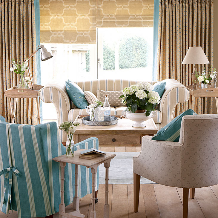 Stanway fabrics up-holstery